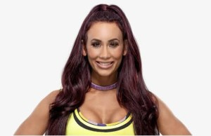 Carmella WWE star