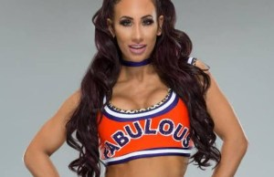 Carmella WWE woman star