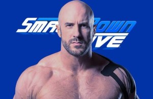 Cesaro WWE SmackDown Star