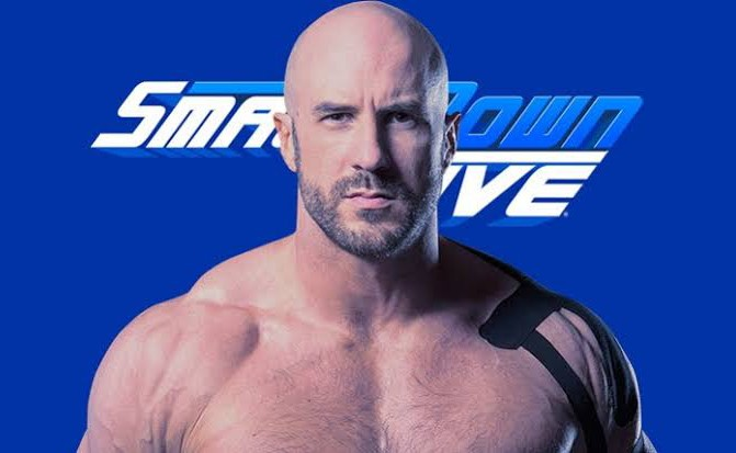 Cesaro WWE SmackDown Star