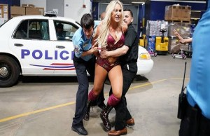 Charlotte Flair arrested