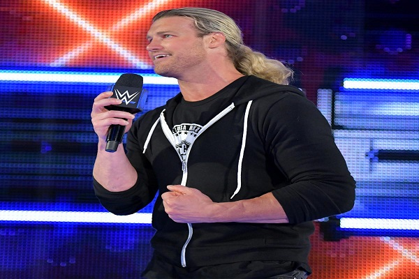 Dolph Ziggler Announces His New Girlfriend — See Dating photos…