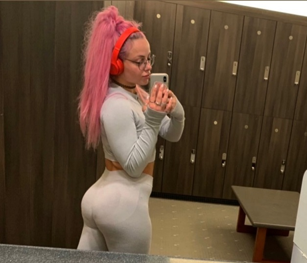 Liv Morgan WWE Woman