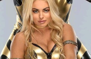 WWE woman Star