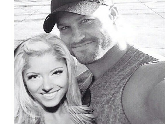 Alexa Bliss relationship