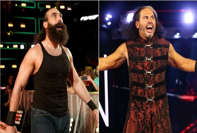 Luke Harper and Matt Hardy Set To Leave WWE for AEW