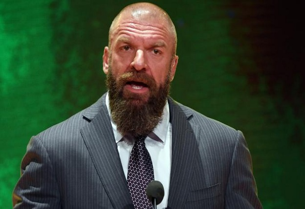 WWE Executive Vice President Triple H apologized for his comments