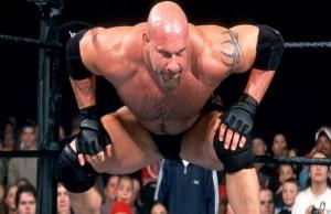 Bill Goldberg WWE WCW Spear