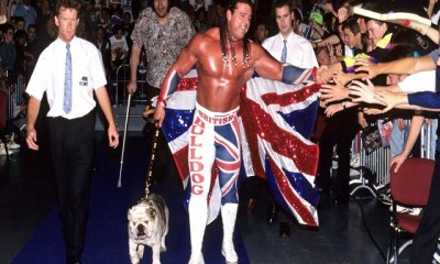 British Bulldog' Davey Boy Smith passed away