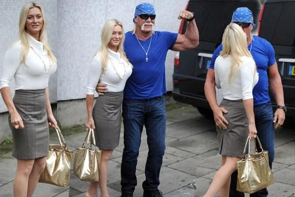 Hulk Hogan then married Jennifer McDaniel in 2010