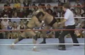 Rene Goulet WWF, NWA, AWA Champion