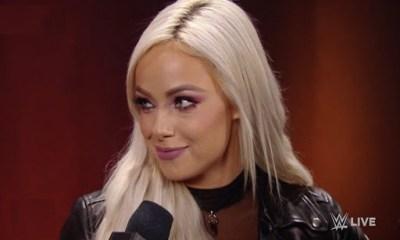 Liv Morgan WWE Star