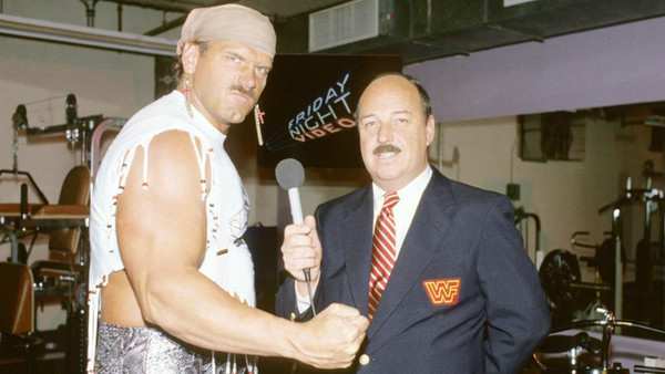 Mean Gene Jesse Ventura Mean Nickname Was A Playful Jibe