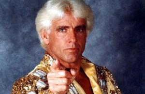 RIC FLAIR Wrestling Legend