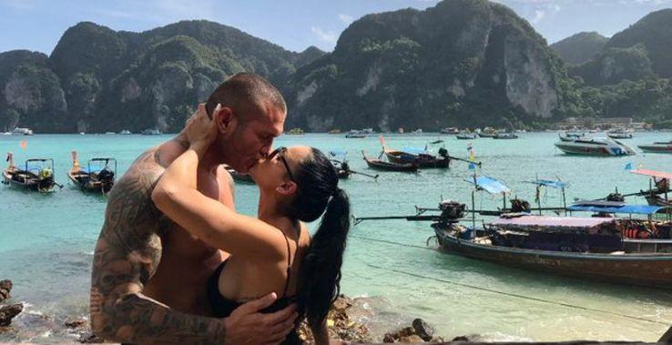 Randy Orton Is Married To Kimberley Kessler