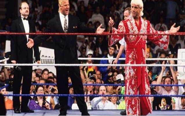 Ric Flair Wrestled The Last Match Of WrestleMania