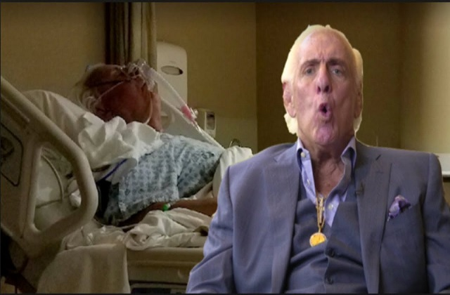 Ric Flair health