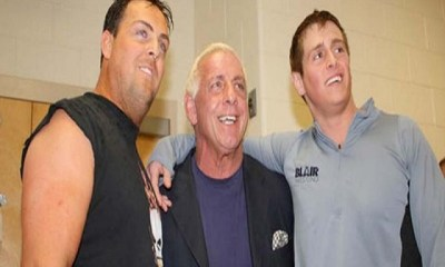 Ric Flair on last thing he was told by son Reid prior to death
