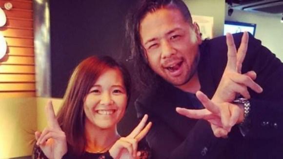 Shinsuke Nakamura Is Married To Harumi Maekawa