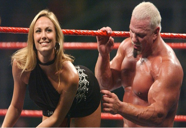 The real reason you don't hear from Stacy Keibler