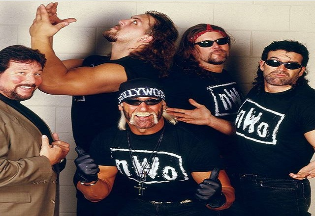 Ted Dibiase, and The NWO