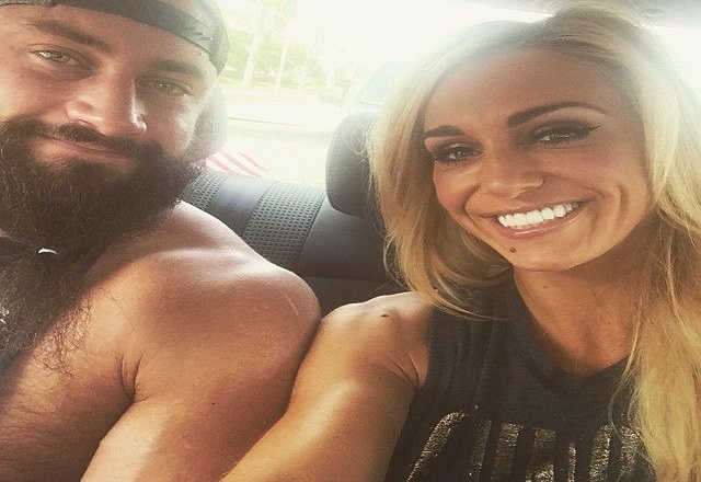Thomas Latimer and his former wife Charlotte flair