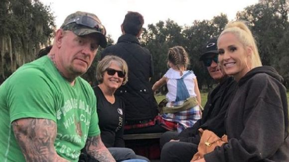 The Undertaker Is Married To Michelle McCool