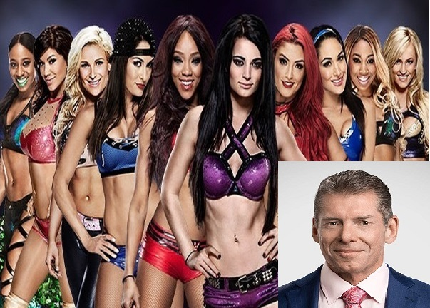 Vince Mcmahon and WWE Total Divas