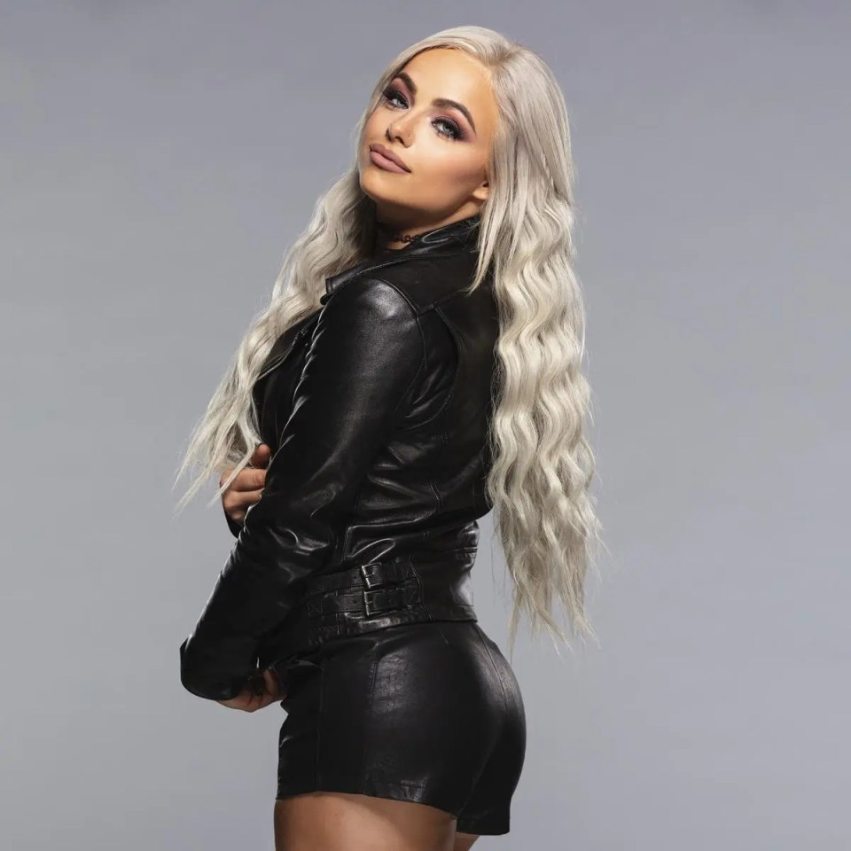Liv Morgan WWE Star has new look