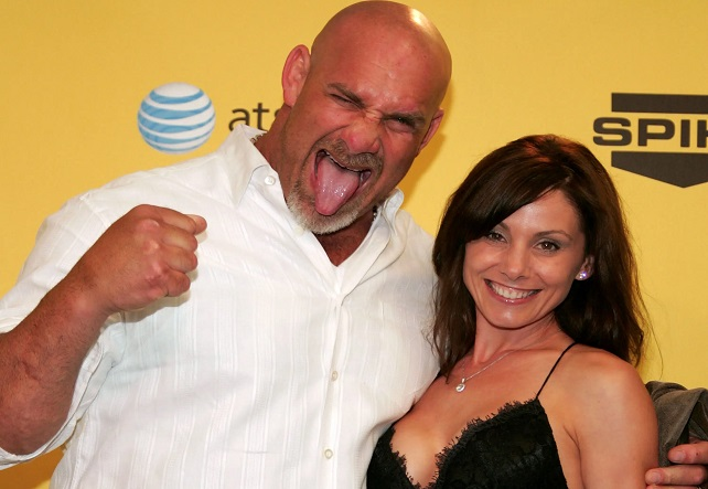 Wanda Ferraton, Bill Goldberg Wife
