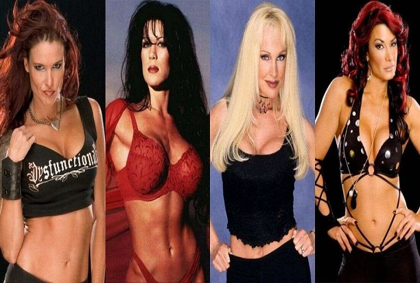 Wwe Divas From The 90s