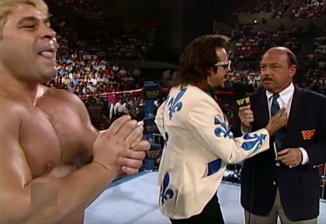 Dino Bravo Wrestling legend
