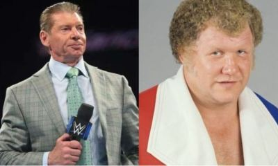 Harley Race and Vince Macmahon