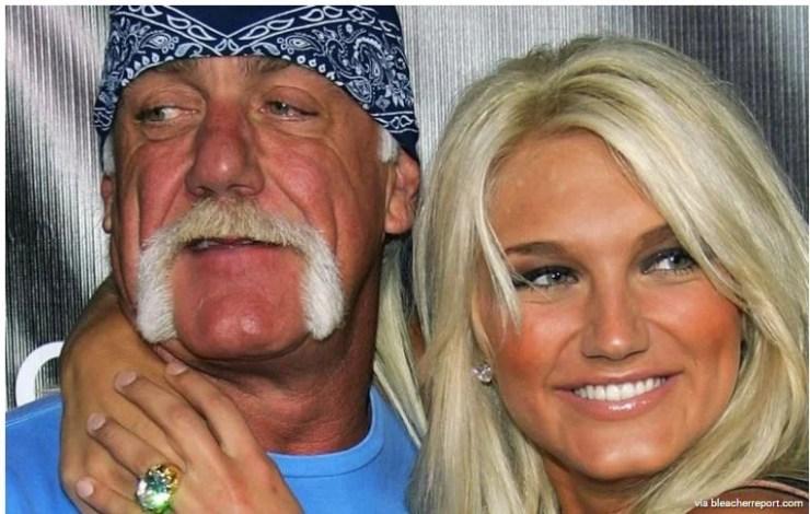 Hulk Hogan and daughter