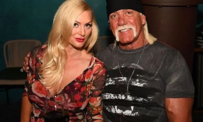 Hulk Hogan with ex-wife