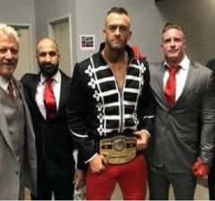 NWA World Champion Nick Aldis reveals why he wont sign with WWE