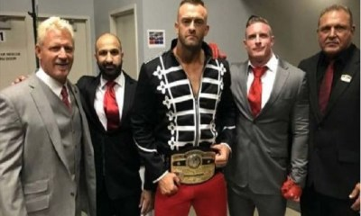 NWA World Champion Nick Aldis reveals why he wont sign with WWE