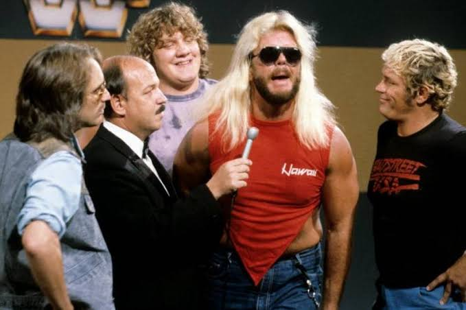 The Fabulous Freebirds HOF induction