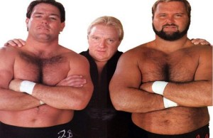 Arn Anderson and Tully Blanchard
