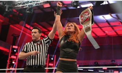Becky Lynch won