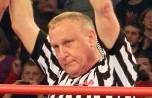 Earl Hebner WWE AEW TNA referee