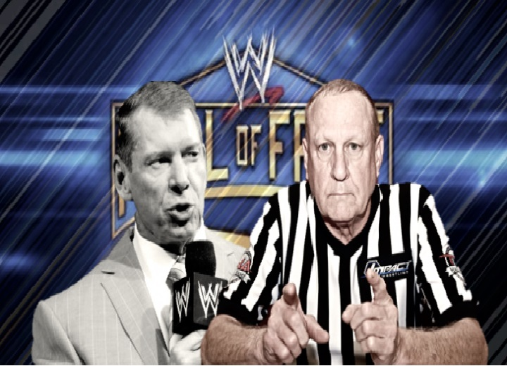 Earl Hebner be inducted into the WWE Hall of Fame