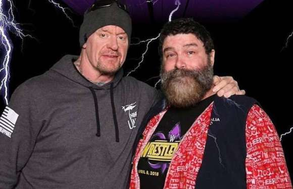 Mick Foley and Undertaker
