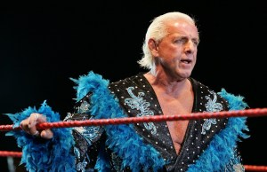WWE Hall Of Famer Ric Flair