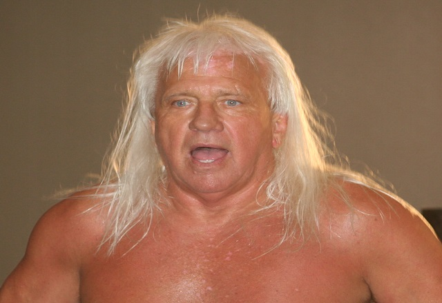 Ricky Morton hospitalized