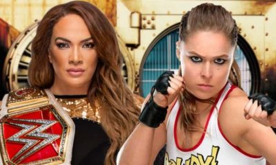 Ronda Rousey vs. Nia Jax