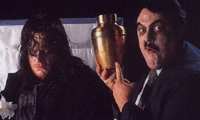 The Undertaker and Cup Bearer