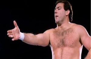 Tully Blanchard wrestling legends