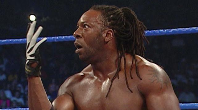 Booker T wrestler