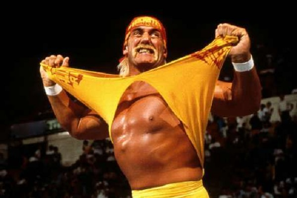 Hulk Hogan was a megastar in the 80s and helped put WWF on the map globally